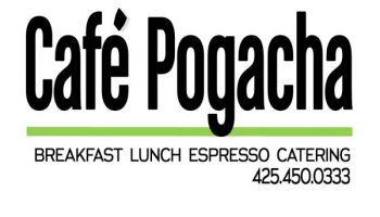 Cafe Pogacha Logo